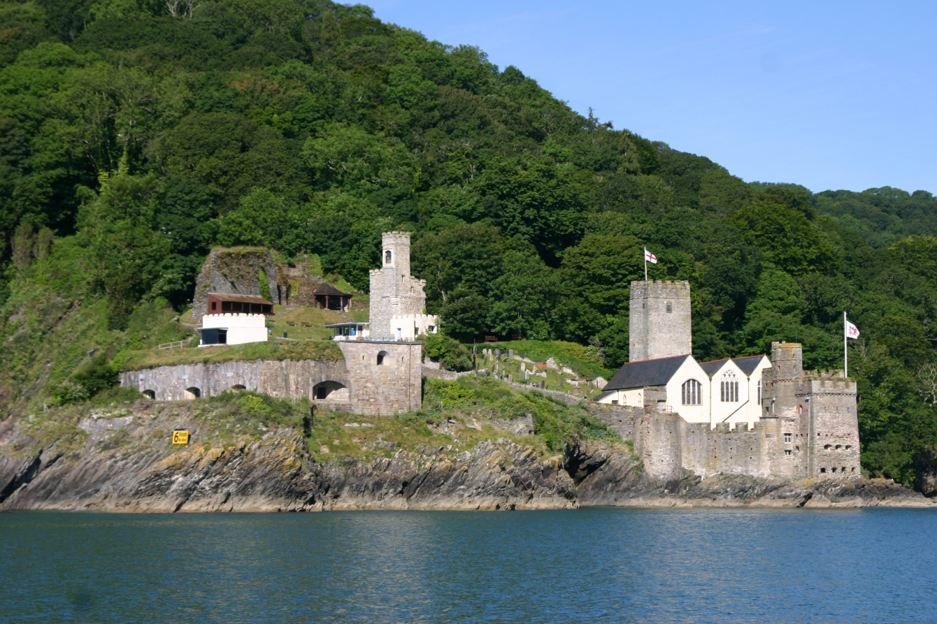 Dartmouth Castle and St Petrox Church
