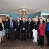 Acting US Ambassador Visits Dartmouth for Mayflower 400