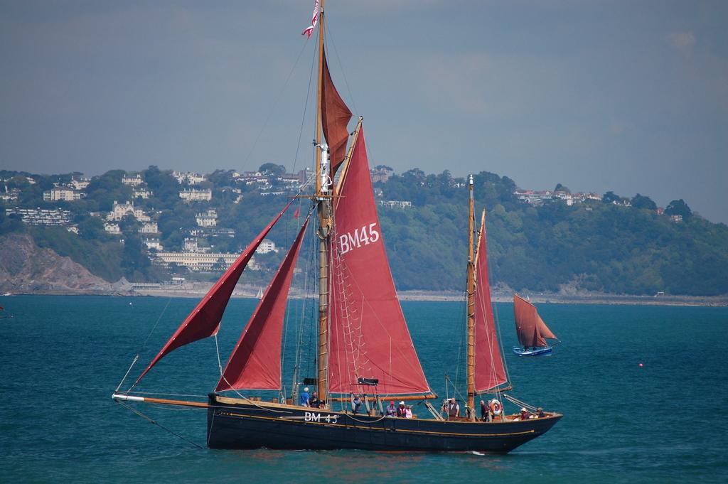 Maritime Brixham Pilgrim