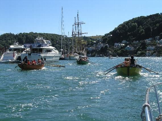 Maritime Dartmouth Regatta