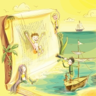 Illustrated Book of Children's Mayflower Stories