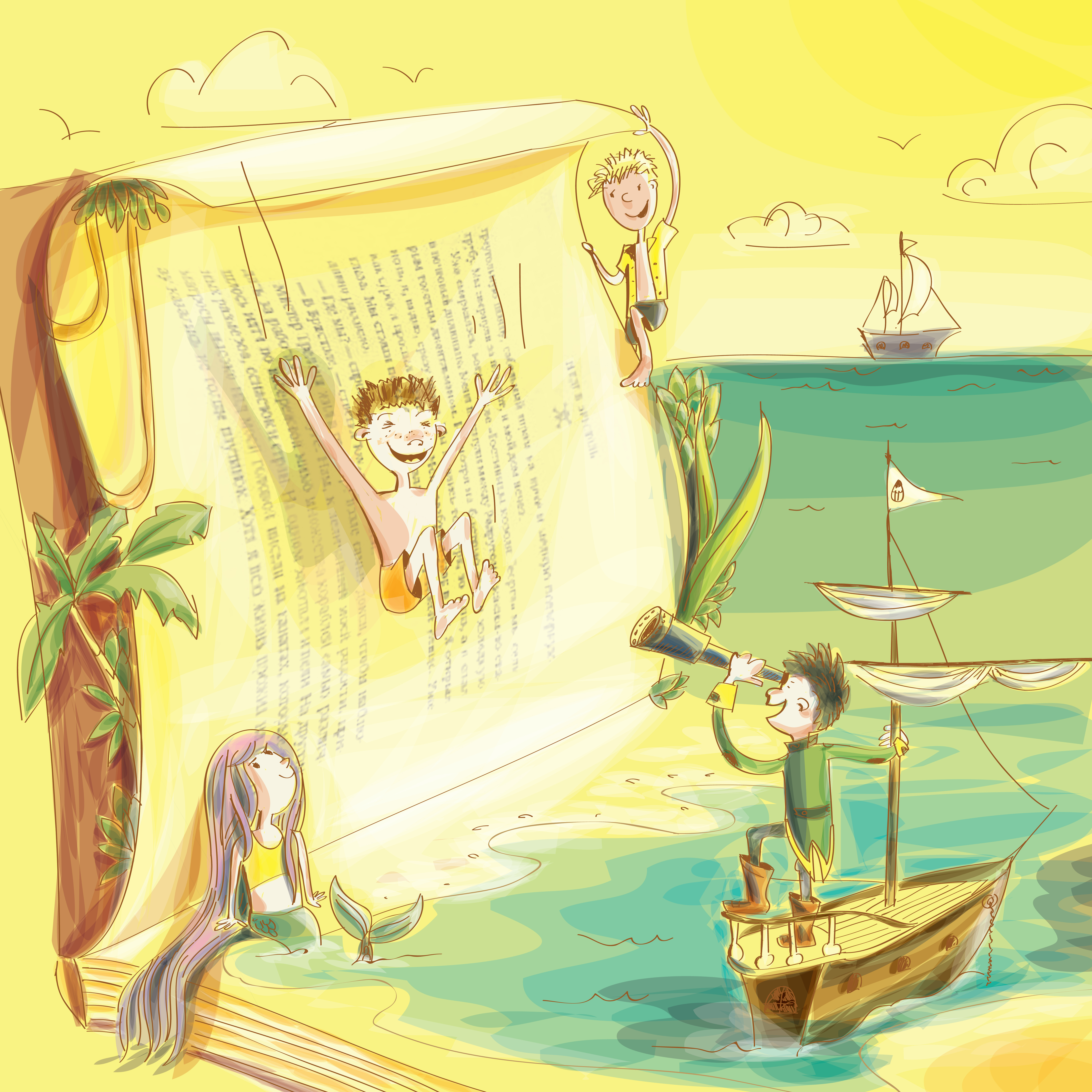 Illustrated Book of Children's Mayflower Stories ...